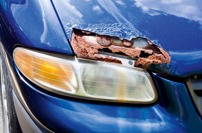 Как определить и чем опасен автомобиль утопленник